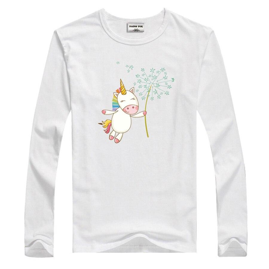 DMDM PIG Toddler Boys Tshirts Girl Tshirt Children Tops Long Sleeve T Shirt For Boys Kids Batman Superman Clothes 2 3 5 8 Years 20