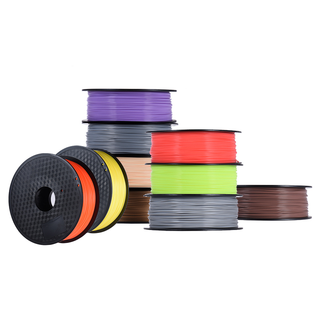 Анет ABS 3D-принтеры нити 3d Пластик нити 3D нити для принтера Pen 1 кг/рулона 1,75 мм для чайник Bot Анет 10 Цвета