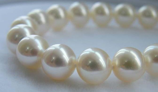 HOT## Wholesale FREE SHIPPING PERFECT ROUND 1811-12MM SOUTH SEA GENUINE WHITE PEARL NECKLACEHOT## Wholesale FREE SHIPPING PERFECT ROUND 1811-12MM SOUTH SEA GENUINE WHITE PEARL NECKLACE