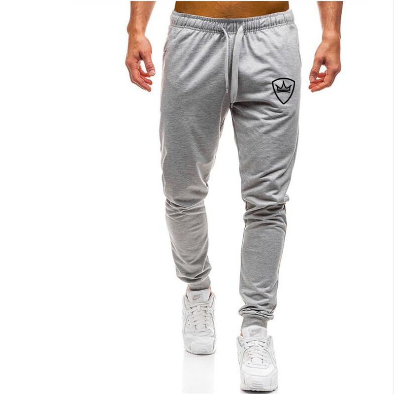 2018 Autumn Model Gyms Males Joggers Sweatpants Males Joggers Trousers Sporting Clothes The prime quality Bodybuilding Pants Harem Pants, Low-cost Harem Pants, 2018 Autumn Model Gyms Males Joggers Sweatpants...