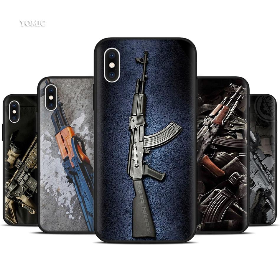 coque iphone 7 gun