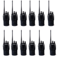 12pcs Walkie Talkie Retevis H777 UHF400-470MHz 16CH Radio Comunicador Two Way Radio Amador Hf Transceiver Walkie-talkie A9105A