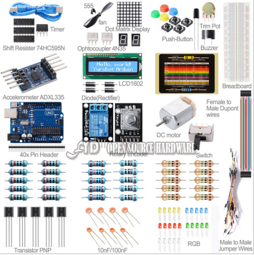 RFID Starter Kit UNO R3 KIT Upgraded Version of The RFID Learn Suite for arduino  Compatible with UNO R3RFID Starter Kit UNO R3 KIT Upgraded Version of The RFID Learn Suite for arduino  Compatible with UNO R3