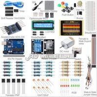 Basic Starter Kit Set UNO R3 Microcontroller Educator LCD 1602 For Arduino TE267