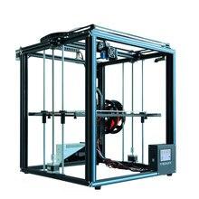 Автоматическое выравнивание Tronxy X5SA DIY 3d принтер металлический 3d машина 3,5 дюйм(ов) сенсорный экран