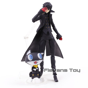 Persona 5 Joker & Morgana Figma 363 PVC Action Figure Collectible Model Toy 1