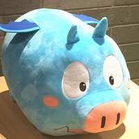 40*30CM The Snack World Japan Games Animation pig Plush Toy Doll Pillow A birthday present for a friend A stuffed toy doll