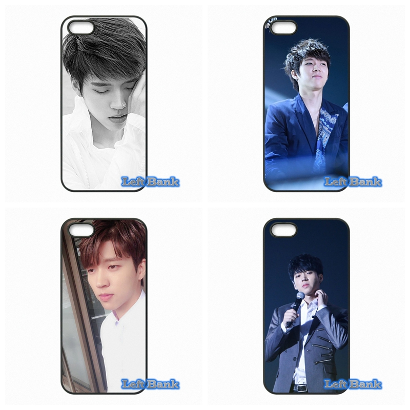 Infinite Nam Woo Hyun Phone Cases Cover For Apple iPhone 4 4S 5 5S 5C SE 6 6S 7 Plus 4.7 5.5 iPod Touch 4 5 6