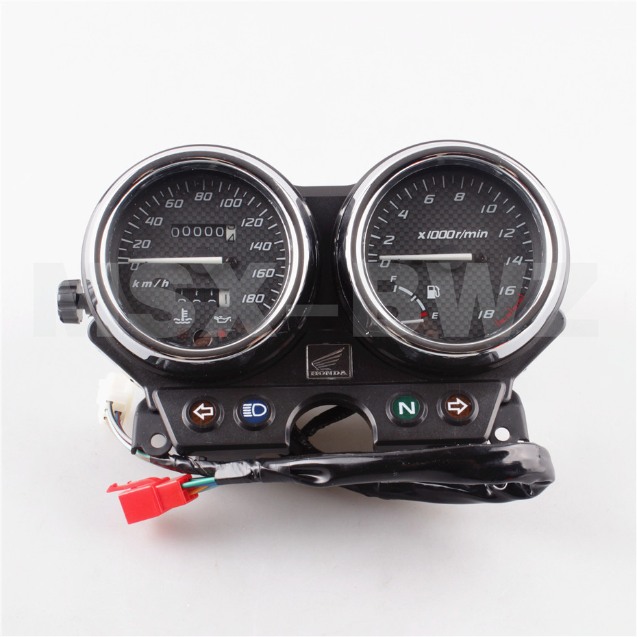 Speedometer Tachometer Speedo Gauge Instrument For HONDA HORNET 250 2000 - 2005 Motorcyle 2001 2002 2003 2004