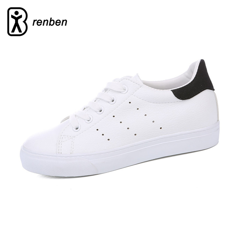 RenBen 2017 Flats Casual Shoes Men Fashion Leather Hollow Loafers Male Shoes Man Walking Breathable Durable Shoes zapatos hombre fashion nature leather men casual shoes light breathable flats shoes slip on walking driving loafers zapatos hombre