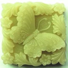 Craft Soap Making Butterfly Pattern Pastoral style Silicone Mold DIY Handmade Bath Molds