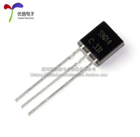 Transistor S9014 TO-92 [50pcs / lot] electronic components