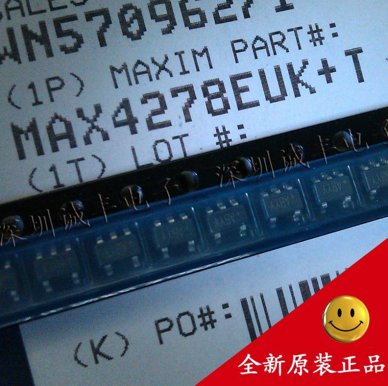 Module  MAX4278 MAX4278EUK+T Original authentic and new Free Shipping brand new original authentic 160 mt120kb module