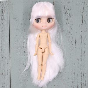 Image 4 - Usine nue glacée Middie Blyth poupée No.5 peau givrée 20cm 1/8 poupée articulée, geste de la main comme cadeau Neo