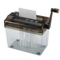 Mini Hand Shredder Mechanic Paper Quilling Fringer Tools Handmade Paper Cutting Machine Tool for Office Home School