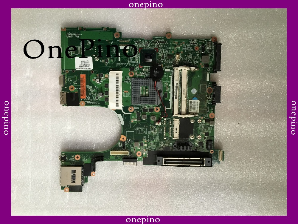 Fit For HP 6560B 8560P laptop motherboard 654129-001 PGA988B fully tested working thumbnail