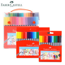 Faber Castell Watercolor Connector Needle Marker 12 18 36 Based Fineliner Pen 0 4mm Colored Ultra