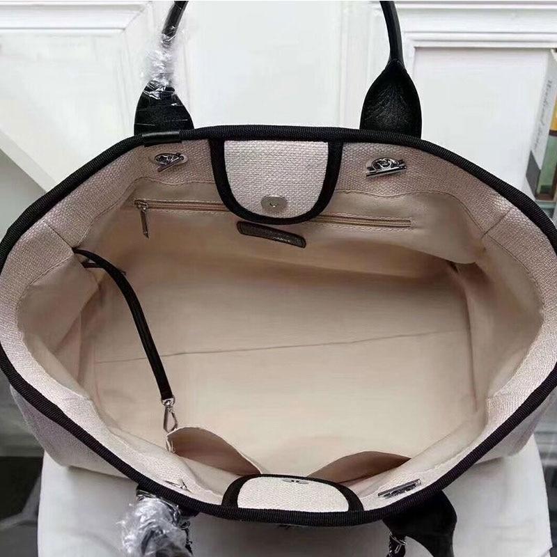 Luxury Handbags Canvas Totes Shoulder Bags Women Bags Designer Shopping Bags