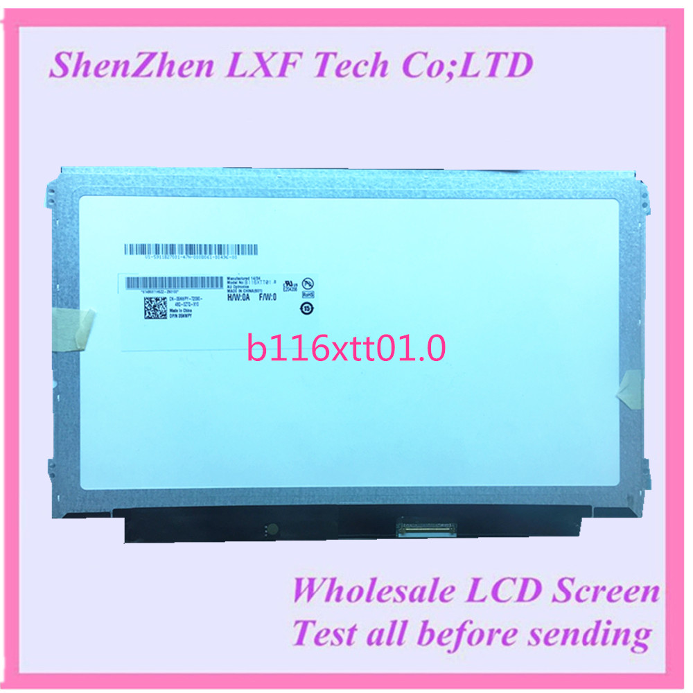 ФОТО Laptop lcd led screen B116xtt01.0 EDP With touch panel