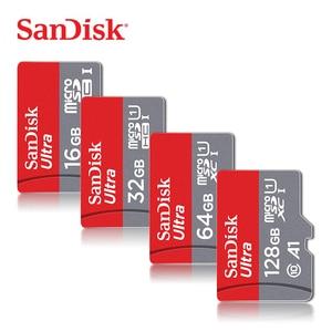 Image 4 - 100% Nguyên Bản Thẻ Nhớ Sandisk Micro SD Thẻ Class10 TF card16gb 32 GB 64gb128gb 80 MB/giây THẺ NHỚ 200GB dành cho Huawei điện thoại và cho máy tính bảng