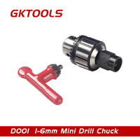 1 6mm Mini Drill Chuck