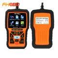 Universal leitor de código de carro obd2 foxwell nt301 scanner obd para o carro ferramenta de diagnóstico automotiv português como al519 atualização online