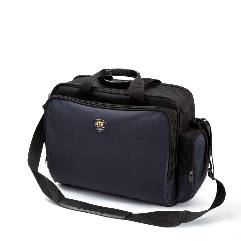 14 Inches Multifunctional Tool Bag Computer Repair Tools Bag Hardware Tool Bag Gray