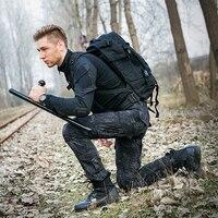 Military Uniform Multicam Suit Army Combat Shirt Uniform SWAT Tactical Pants Knee Pads Commando Camouflage Suit