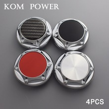 KOM 68/61.5mm clip set of 4 work center cap with steel ring vs wheel caps for rims no sign without emblem sticker trim hubcaps