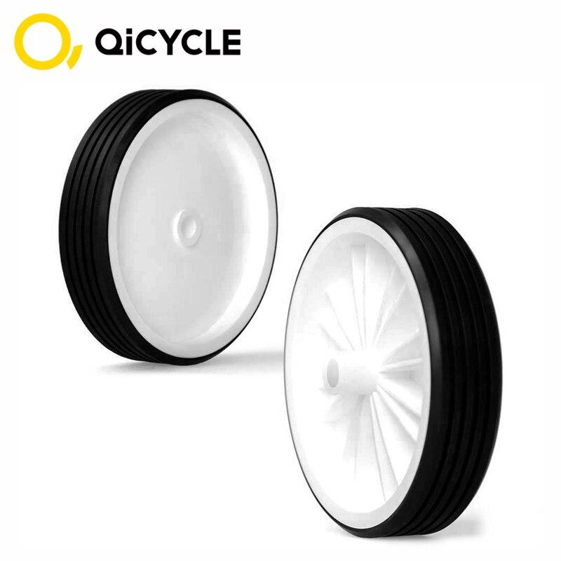 Original pour Xiaomi Mijia QiCycle roues auxiliaires roues d'équilibre pour QiCycle enfants vélo 12 pouces Scooter à deux roues Balance