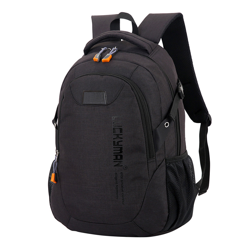 4028bfd09ce0 US $7.99 20% OFF|laptop backpack men travel backpack back bag canvas large  backpacks travel bagpack men-in Backpacks from Luggage & Bags on ...