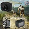 Mais novo 360 Graus Todos Ver câmera esporte 1080 P HD wi-fi esporte de Ação Varredura Panorâmica Câmera Mini Gravador De Vídeo do Capacete Da Bicicleta DVR