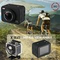 Newest 360 Degree All View sport camera 1080P HD wifi Sport Action Sweep Panoramic Camera Mini Helmet Video Recorder Bike DVR