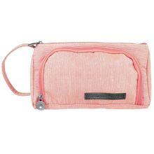 все цены на Zipper Pencil Pen Case Cotton linen Cosmetic Makeup Bag Storage Pouch Purse Students School онлайн