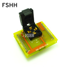 CNV-QFP48-78E61 Programmer adapter for ALL-11 Programmer adapter QFP48 to DIP40 adapter test socket