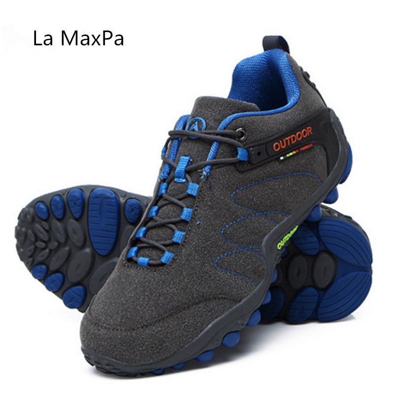 high qualit Outdoor Sport Shoes men Sneakers women Brand Running shoes Anti-skid Off-road Jogging Trainers Walking Athletic