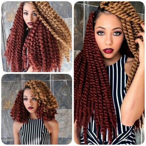 Havana Mambo Twist Crochet Braiding Best Hair Extension Afro Hair