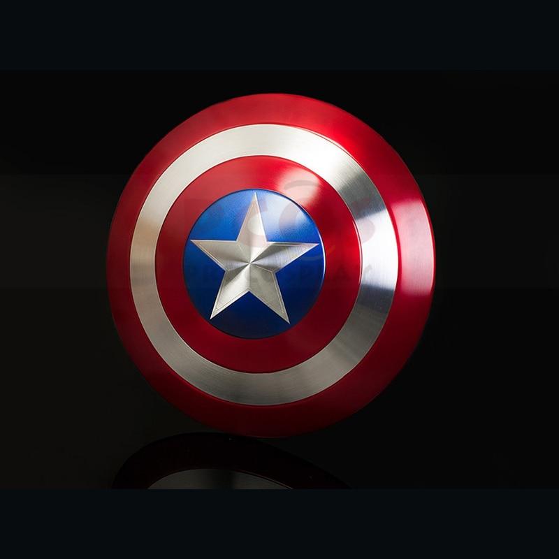 Capitão América: A Guerra Civil Steve Rogers Cosplay Escudo mp003875