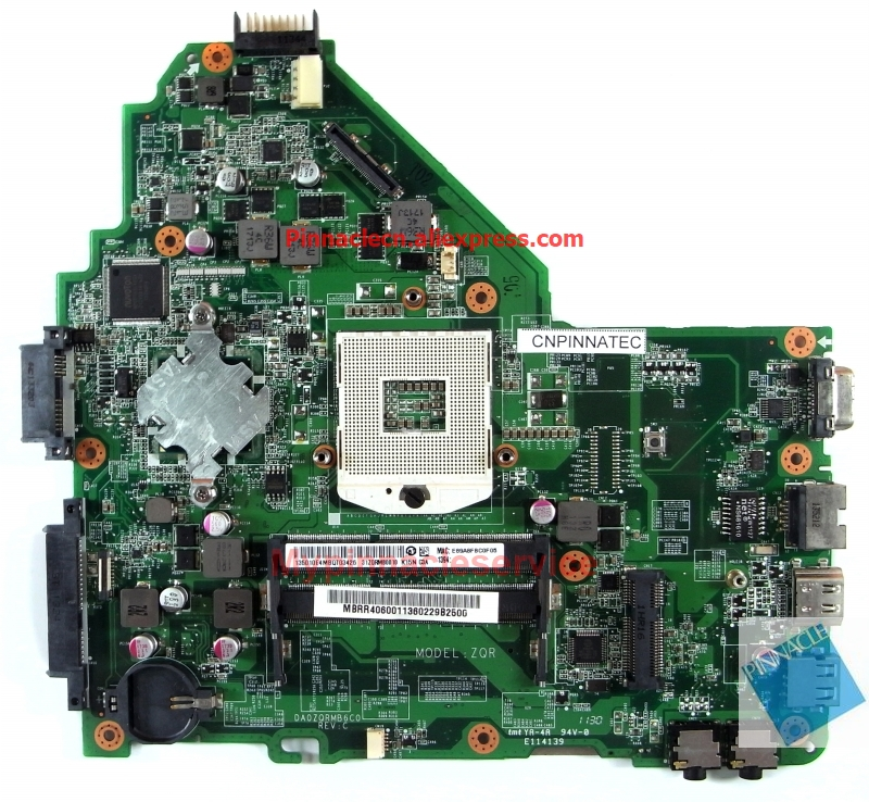 MBRR406001 Motherboard For Acer Aspire 4349 4749 DA0ZQRMB6C0 ZQR