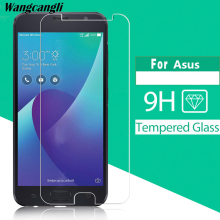 купить Screen Protector For ASUS ZD553KL Tempered Glass Protective Film For Asus ZD553KL Screen Protector Protective 9H 2.5D 0.26mm дешево
