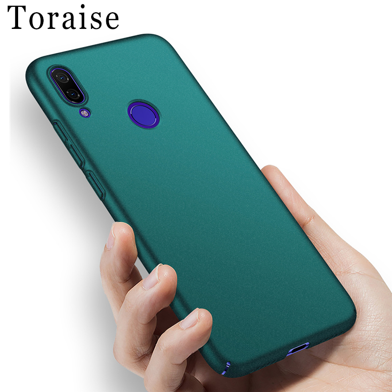 Toraise Luxury Case for Xiaomi Play Case ultra thin PC frosted Matte Back Shockproof Cover for Xiaomi Mi play Case Fundas Coque