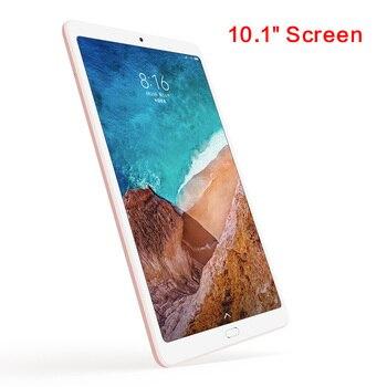 """Original Xiaomi Mi Pad 4 Plus PC Tablet 10.1"""" Snapdragon 660 Octa Core 1920x1200 13MP+5MP Cam 8620mAh 4G Tablets Android MiPad 4 1"""
