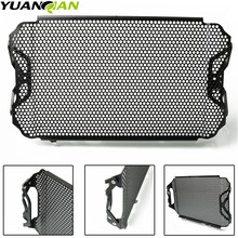 Motorcycle Accessories Radiator Guard Protector Grille Grill Cover For YAMAHA MT 09 MT-09 MT09 fz-09 mt-09 2013-16 Free shipping цена