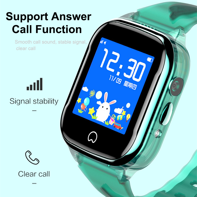 Image 3 - TENZERO K21 Smart Watch For Kids 2019 New IP67 Waterproof LBS SOS Phone Watch With GPS Clock With SIM Card Wristwatch-in Smart Watches from Consumer Electronics