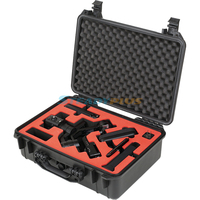 DJI Ronin S protective case Receiving Box Aluminum Box Safety Suitcase Protective Box Waterproof Backpack