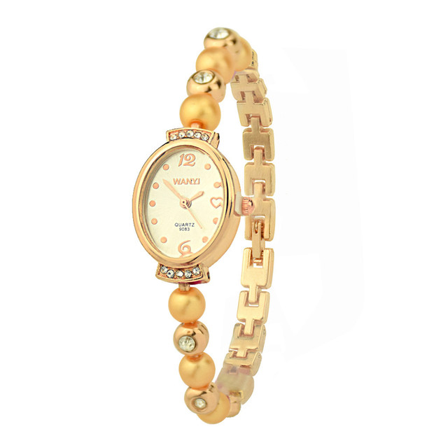 Women Watches Fashion Casual Bracelet Watch Ladies Luxury Diamond Bracelets Anal