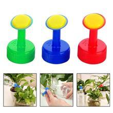 1 шт пластиковый домашний горшок, бутылка для полива, сопло для 3 см, разбрызгиватель для бутылок, сопло для растений, цветов, инструменты для полива, случайный цвет 1