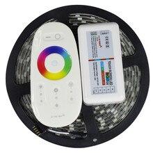 DIY дома RGBW Пульт дистанционного управления 2.4G RF + 5 м водонепроницаемый RGBW5050