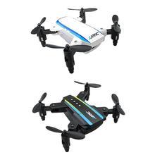 RC Drone JJRC H345 Mini Dobrável Rolando Decapitado Um Retorno Chave Romote Controle Quadcopter Helicóptero Brinquedos