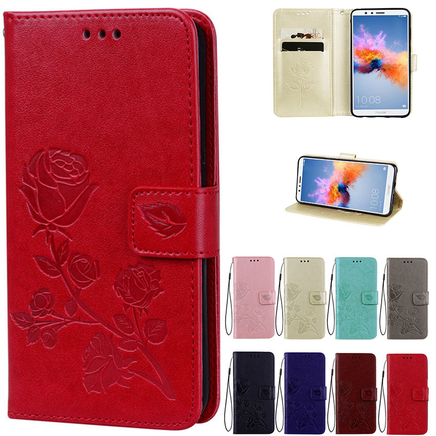 For <font><b>Huawei</b></font> <font><b>Honor</b></font> 7X <font><b>Case</b></font> 5.93'' <font><b>Flip</b></font> Cover Stand PU Leather Hard Wallet <font><b>Cases</b></font> For <font><b>Huawei</b></font> <font><b>Honor</b></font> 7X <font><b>7</b></font> X X7 Fitted <font><b>case</b></font> Coque Funda image